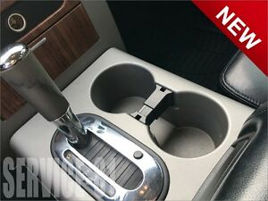Cup Holder Insert Divider For 2004 2014 Ford F150