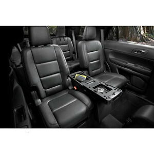 Oem New 2nd Row Center Console Xlt Limited Black 16 18 Explorer Gb5z78045a36aa