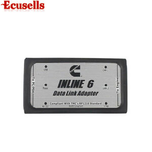 2016 Cummins Inline 6 Data Link Adapter Shipping By Fast Dhl Or Ems