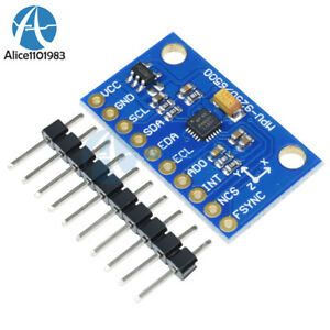Mpu 6500 3 Axis Gyroscope And Accelerator Sensor Replace Mpu 6050 For Arduino