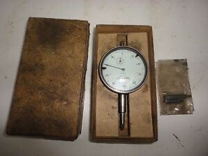 Vintage Rambold 01 Mm Gauge Made In Germany With 2 Extra Tips Mu n3027