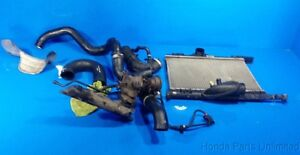 00 04 Volvo S40 Oem Complete Turbo Charger Kit Set With Hoses Inter Cooler Stock