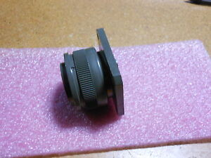 Bendix Connector With Contacts Fp3106a 24 10p Nsn 5935 01 175 8292