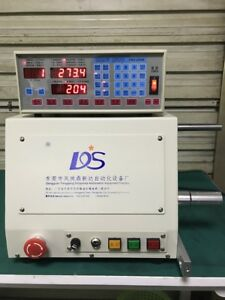 Computer Cnc Automatic Coil Winder Winding Machine For 0 04 1 2mm Wire110v 220v