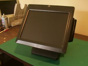 Ncr 7403 1200 Pos Terminal W rear Display Msr Realpos 20 21 7197 7443 70 Xrt