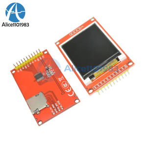 2pcs 1 8 Inch Tft St7735s Lcd Display Module128x160 For Arduino 51 avr stm32 arm
