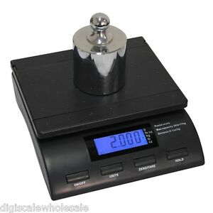 Tree Sc 36 Digital Postal Shipping Scale 36lb X 0 1oz Weigh Parcels For Mailing