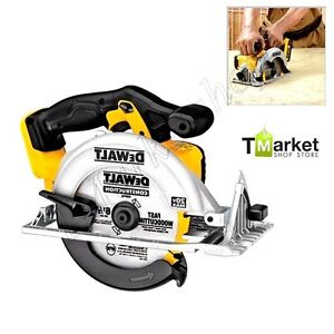 Dewalt Pro Circular Saw Tool 6 1 2 20v Scroll Cordless Powerful Cutting Durable