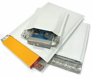 250 Pack 6 5 X 10 0 Protective Bubble Mailers Padded Envelopes