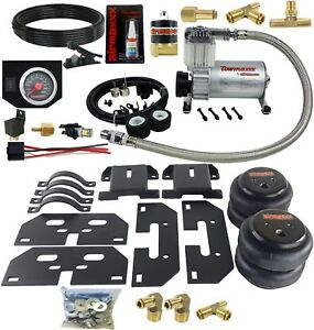 Air Tow Assist Kit W In Cab Air Management 2003 13 Dodge Ram 2500 3500