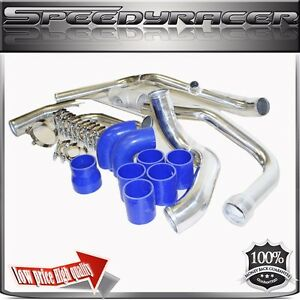 Intercooler Piping Kits Fits 2001 1992 Honda Prelude H22 H23 Turbo