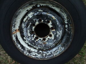 Chevy Truck Gmc Wheel Wheels 16 5 8 Lug Bolt Pattern 3 4 1t