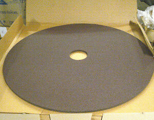 3m Sanding Disc 48 X 6 Grade 36x Type 341d Ao Box Of 10 plt