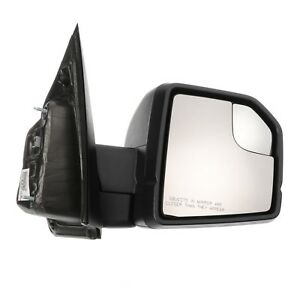 2015 2018 Ford F150 Right Passenger Side View Power Mirror Black Oem Fl3z17682bb