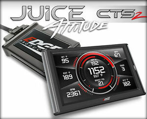 Edge Products Juice With Attitude Cts2 Tuner 03 07 Ford Powerstroke 6 0l Diesel
