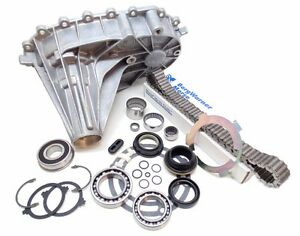 Np246 Transfer Case Bearing Kit Case Chain Saver Plate Gm only bk351d