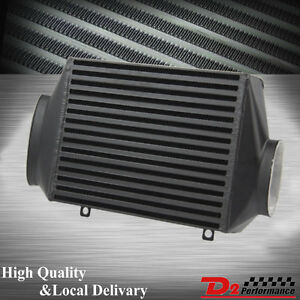 Top Mount Intercooler For Bmw Mini Cooper S R53 2002 2006 03 04 05 Silver