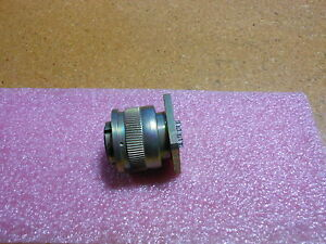 Bendix Connector With Contacts Fp3106c 18 1s Nsn 5935 00 916 7619