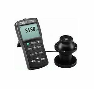 Tes 133 Luminous Flux Meter auto Ranging From 0 05 To 7000 Lumens Tes133