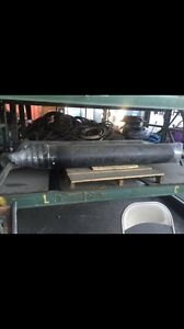 Used 5 Stage Hydraulic Cylinder Sold As Is No Returns Allowed