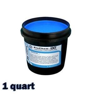 Cci Prochem Hxt Blue Photopolymer Pre Sensitized Emulsion Quart