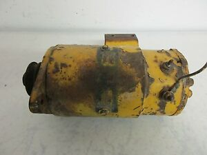International Cub 154 Tractor Original Generator starter Core