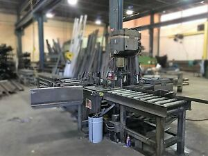 Hem Model V100la 3 Automatic Vertical Band Saw 18 x20 5hp Good Cond