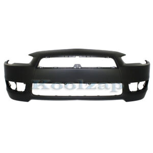 08 15 Lancer Front Bumper Cover Assembly Without Air Dam Hole Mi1000324 6400d172