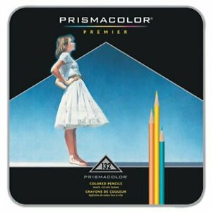 Prismacolor Drawing Sketching Pencils 0 7 Mm 132 Assorted Colors san4484
