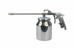 Heavy Duty Pneumatic Engine Cleaning Gun With Aluminum Tank Air Powered