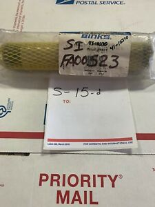 Binks 41 10270 Paint Spayer Pump Piston Shaft 41 15002 4115007 d Fluid Section