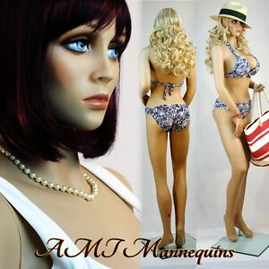 38 26 39 Female Mannequins Hand Made Manikin Sexy Manequin Abby 1wig
