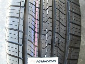 4 New 225 65r17 Inch Nankang Sp 9 Tires 225 65 17 R17 2256517 Treadwear 560aa