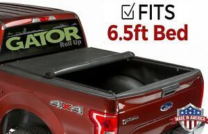 Gator Etx Roll up fits 2009 2014 Ford F150 6 5 Ft Tonneau Bed Cover