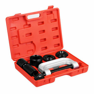New 4 In 1 Auto Truck Ball Joint Service Tool Kit 2wd 4wd Remover Installer