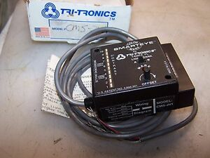 New Tri tronics Smarteye Color Mark Sensor Cms cv1