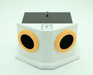 New Portable Manual Chairside Darkroom X ray Film Developer White yellow