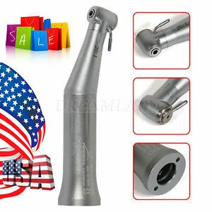 Dental Reduction 20 1 Implant Contra Angle Handpiece Push Button For Nsk