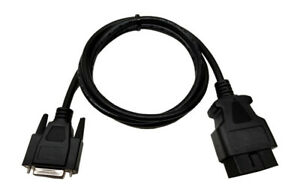 Cornwell Tech force Supreme Obdii Obd2 Replacement Cable Connector Plug 5 ft
