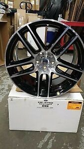 2 2005 15 Ford Mustang Ford Racing Boss 302s Rear Wheels M 1007 dc1910lgb