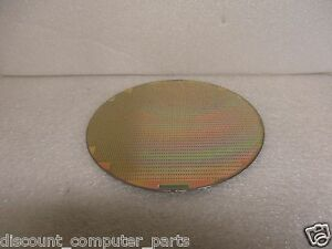Texas Instruments Ti 8 Whole Silicon Wafer Cool C 0535701 Cool