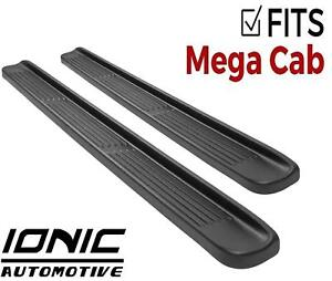 Ionic Oe Style Fits 2010 2013 Dodge Ram 2500 3500 Mega Cab Running Boards Steps