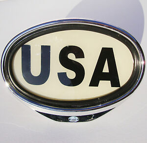 Usa Sign Illuminated Country Sign For Chevy Pickup Porsche Vw Hotrod Ford Aac117