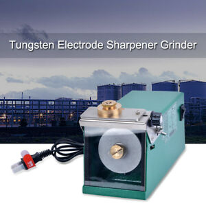 Tig Welder Tungsten Electrode Sharpener Grinder 5 To 60 Degree 110v 220v