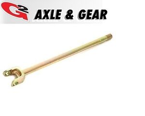 G2 Axle Placer Gold Front Axle Shaft Dana 30 Passenger Side For 07 18 Jeep Jk