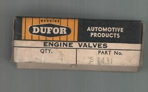 Morris Major 1500 Oxford V 1958 1962 Engine Inlet Valve Brand New Old Stk