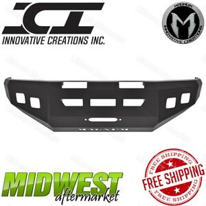 Ici Magnum Front Bumper Fits 2005 2014 Toyota Tacoma