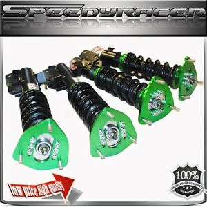 For Gc8 2 5rs Ej2 02 07 Subaru Impreza Wrx Coilover Suspension Green