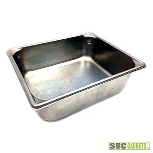 lot Of 9 Vollrath Super Pan V Half Size Stainless Steam Table Pan Pn 30242