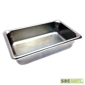 lot Of 10 Vollrath Super Pan V 1 4 Size Stainless Steam Table Pan Pn 30422
